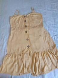 Vestido em viscose R$40.00