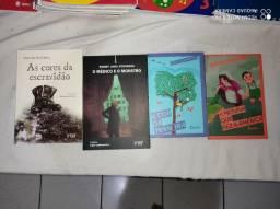 Vendo esses 4 livros paradidáticos 50$