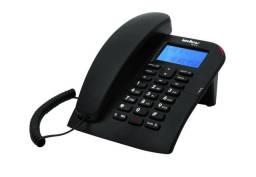 Aparelho Telefone com Fio Intelbras TC 60 ID Identif de Chamadas e Viva-Voz