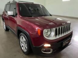 Jeep Renegade 1.8 16V Flex Limited AUT - Impecável