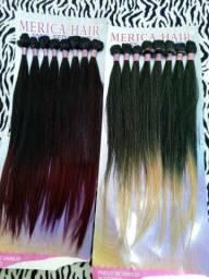 Qualquer cabelo orgânico R$80 no dinheiro ou cartão.