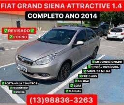 FIAT Grand Siena Attractive 1.4 2014