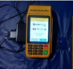 Título do anúncio: Máquina de Cartão Pag seguro moderninha Pro