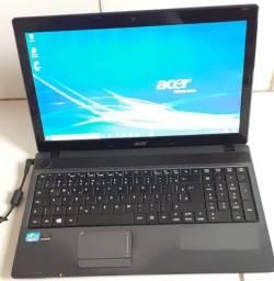 Notbook Acer i3 Corel intel HD 320gb Memória 4gb