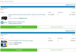 Epson L3150 Nova + 3 Anos de Garantia + 4 Litros de Tinta Epson