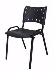 Cadeiras Fixas Polipropileno Novas Igrejas Empresas Escola Cursos Residencia Home Office