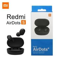 Fone De Ouvido Bluetooth Xiaomi Redmi Airdots Original