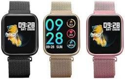 Relógio Inteligente Smartwatch P80 Touch