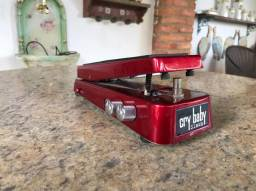 Pedal Dunlop Cry Baby Wah Signature Slash Sw95