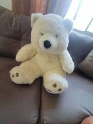 Urso Teddy de pelúcia