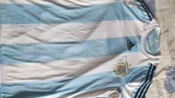Camisa Argentina Adidas M 2006