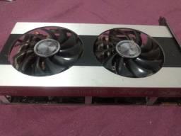 Placa de vídeo XFX 7800 séries