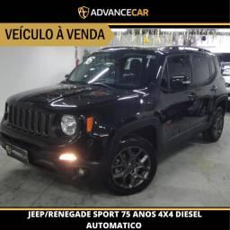 Título do anúncio: Jeep Renegade Sport 2.0 TDI 4x4 (Aut)