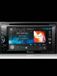 2din pioneer x2580bt troco em iphone