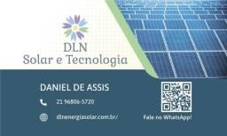 Sistema de Energia Solar - DLN Solar