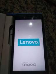 Celular Lenovo k6 preto 32GB DC 4G