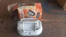 Título do anúncio: Luminária tartaruga em alumínio injetado , novo na embalagem