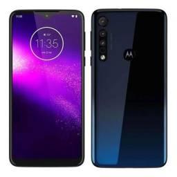Título do anúncio: Motorola one macro