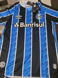 Camiseta Grêmio 20/21