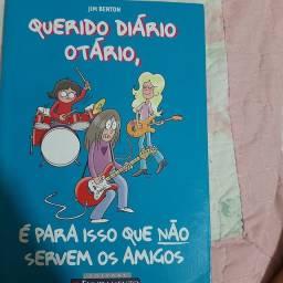 Livro Querido Diário Otário