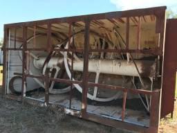 Misturador para Fertilizantes Adubo 40.000 Lts