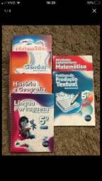 Livros SAS 5:ano no preço pra vender logo