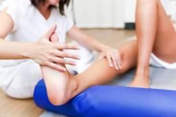 Atendimento de Fisioterapia domiciliar