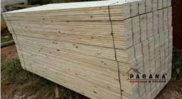 Assoalho de Pinus 14cm Feirão