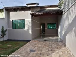 Título do anúncio: Casa para Venda em Aparecida de Goiânia, Cidade Vera Cruz, 3 dormitórios, 1 suíte, 2 banhe