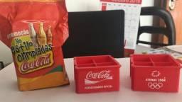 Título do anúncio: Garrafinhas Coca Cola