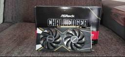 Título do anúncio: RX 5500 XT 4 GB ASROCK  SEMI NOVA