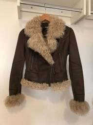 Jaqueta de Inverno Marrom