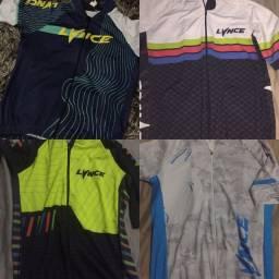 Blusa ciclismo