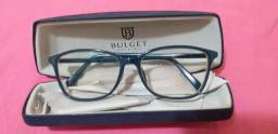 Óculos Bulget e Rayban em perfeito estado de conservação