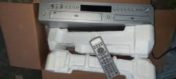 Dvd player vídeo cassete Samsung V5500