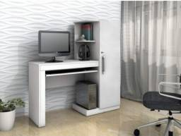 Título do anúncio: Escrivaninha Office Valdemóveis C/ Chave - Frete Grátis - 10x S/ Juros - Receba Hoje