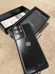 Samsung S 21 Ultra 5g 256 Gb 12 Gb RAM Preto
