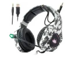Fone De Ouvido Headset Gamer Usb 71. Surround Pc Ps4 P2 Usb