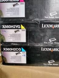 Título do anúncio: Toner Lexmark X560H2