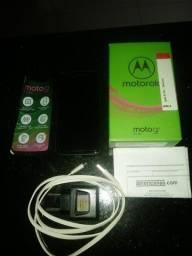 Celular Moto G7 Play 32GB c/nota