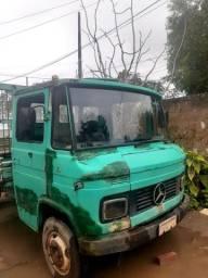 Caminhão MB 608 1978