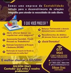 Contador - GF Dias Contabilidade