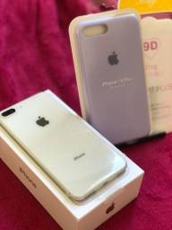Iphone 8 plus 64gb Silver- Open Box