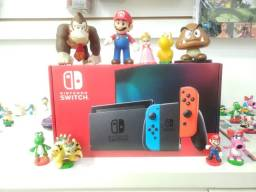 Nintendo Switch Neon - Novo!
