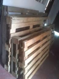Pelet de madeira usado
