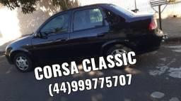 Corsa classic 2012 1.0 completo