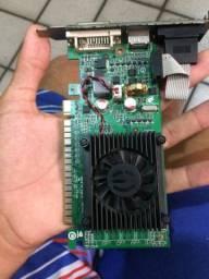 Vendo placa de verão GeForce 8400Gs
