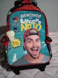 Mochila Luccas Neto grande