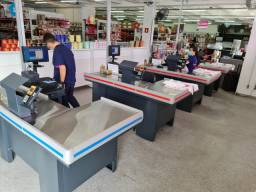(André) check Out Supermercado