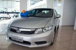 HONDA CIVIC 2012/2013 1.8 EXS 16V FLEX 4P AUTOMÁTICO - 2013